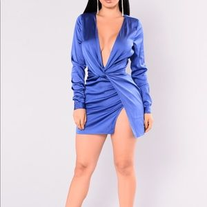 Brand-new Royal blue dress